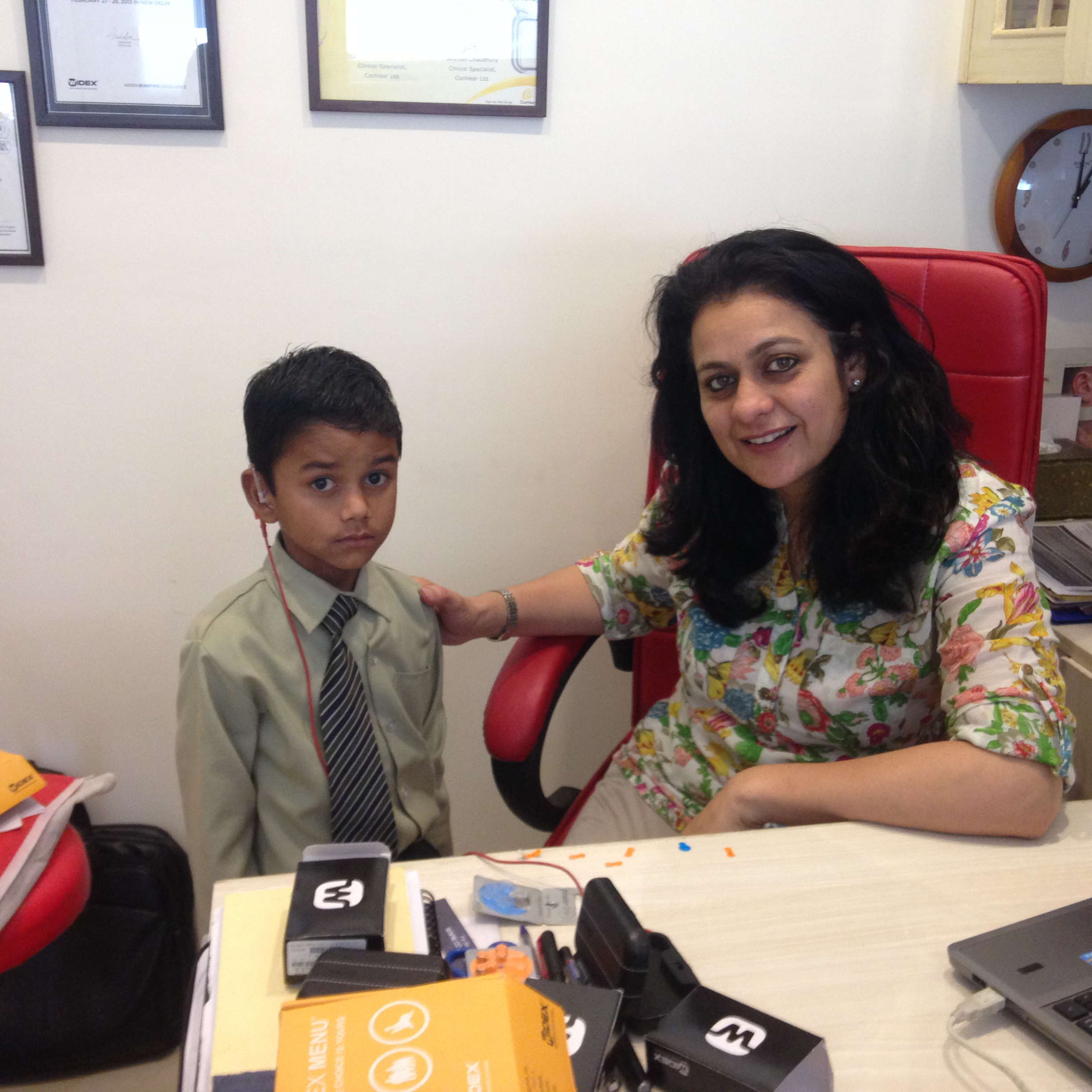 Dr Ritu Chaudhary, Audiologist & Speech Pathologist